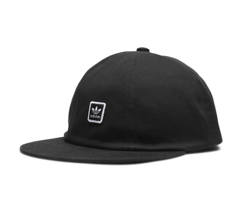 Adidas Mod 6 Panel Cap Black