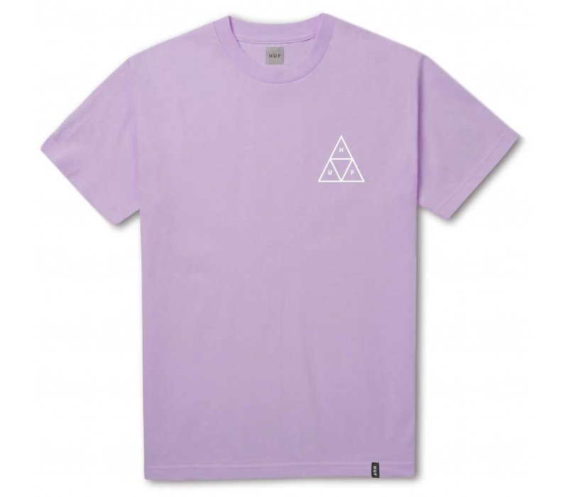 Huf Triple Triangle Tee Lavender