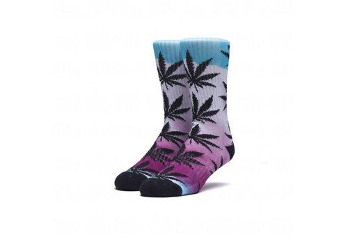 HUF Huf Digital Airbrush Plantlife Socks Pink