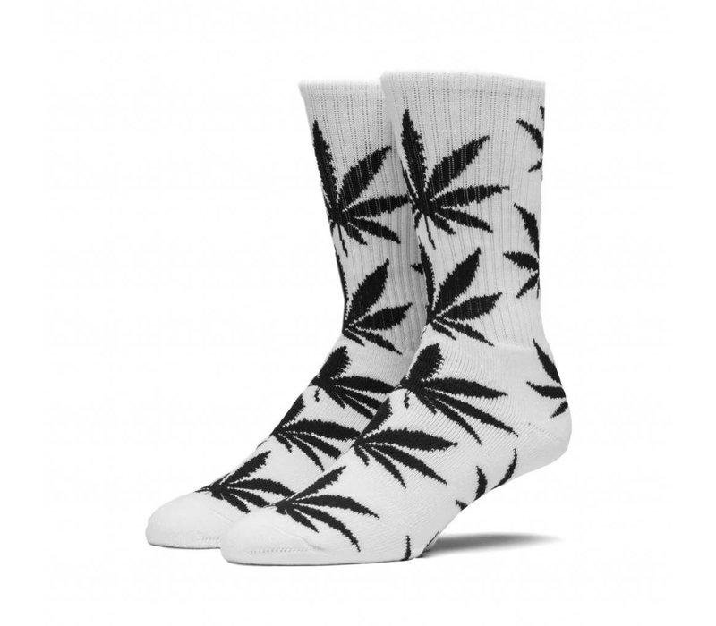 Huf Plantlife Crew Socks White/Black
