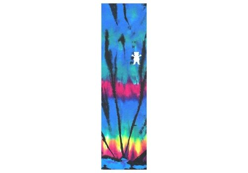 Grizzly Grizzly Griptape Tie-Dye Cutout Blue