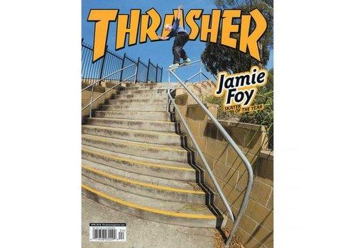Thrasher Thrasher Magazine April 2018