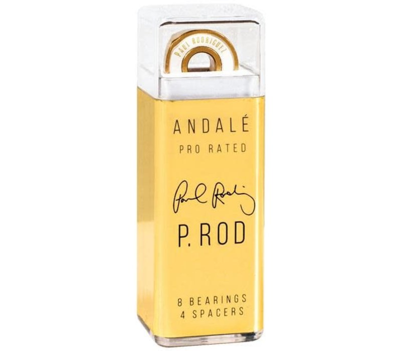 Andale P-Rod Gold Bearings