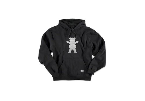 Grizzly Grizzly Woodland OG Bear Youth Hoodie