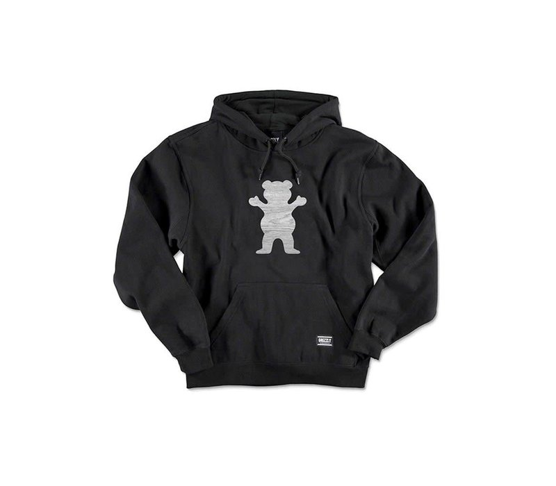 Grizzly Woodland OG Bear Youth Hoodie
