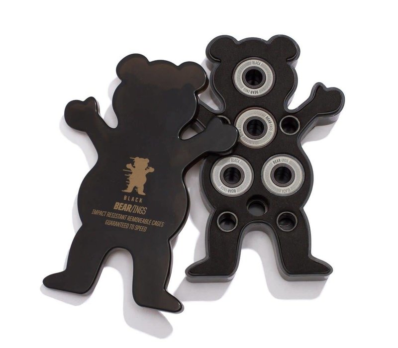 Grizzly Black Bear-ings Abec 9