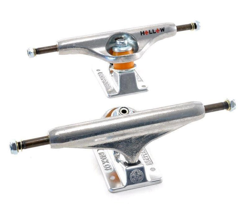 Indy - Forged Hollow Silver 139 (7.75 - 8.125) Stage 11 (Set)