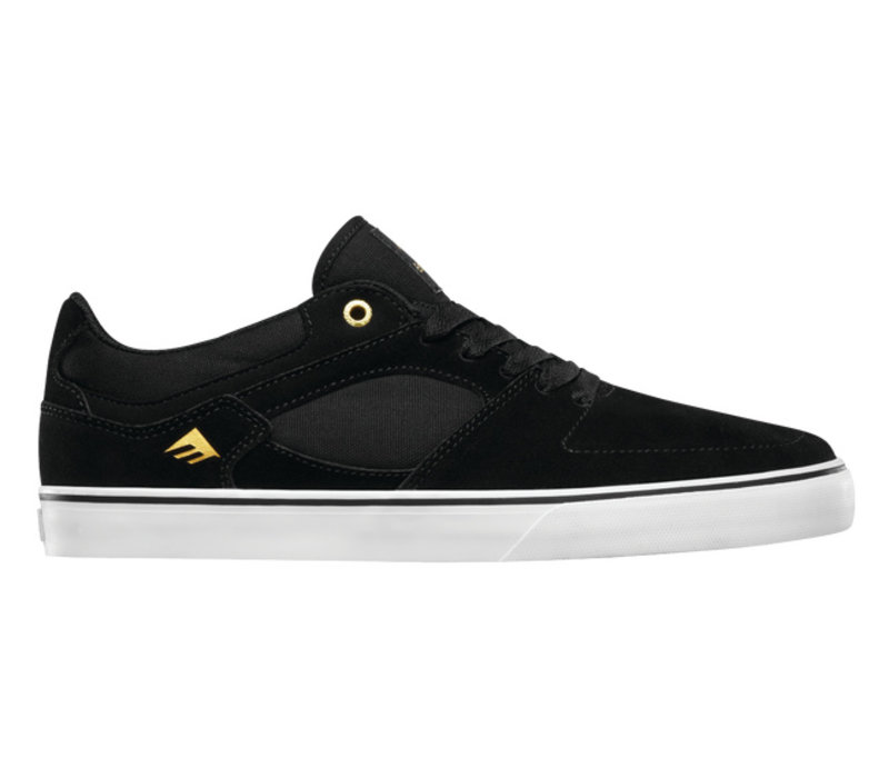 Emerica Hsu Low Vulc Black/White
