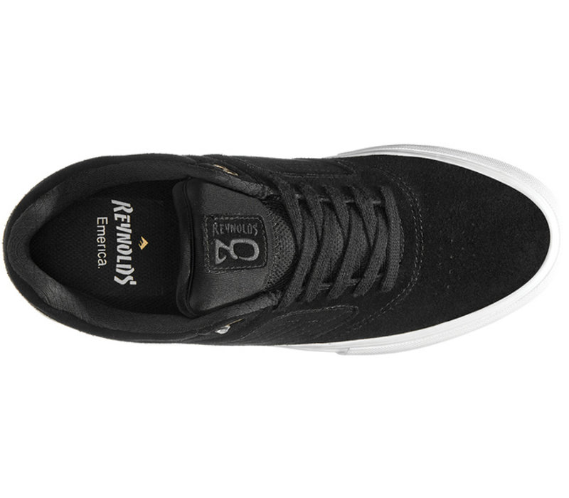 Emerica Reynolds 3 G6 Vulc Black/White
