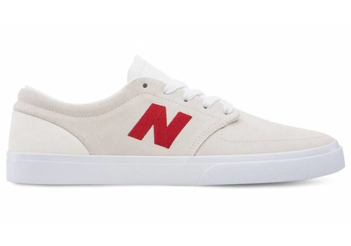 New Balance Numeric New Balance NM 345 WWR White/Red