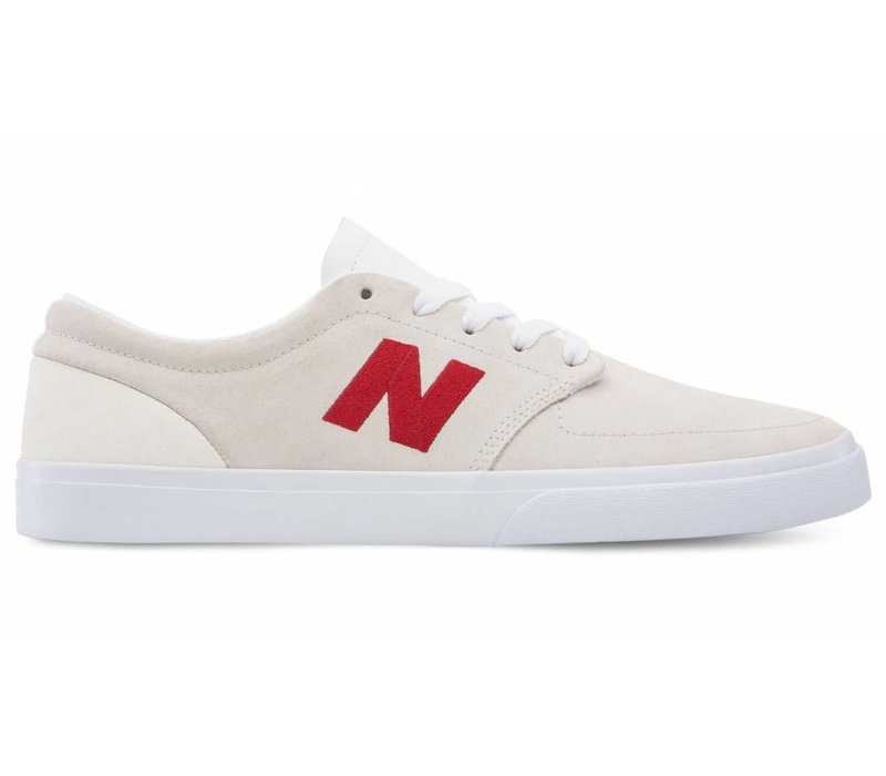 New Balance NM 345 WWR White/Red