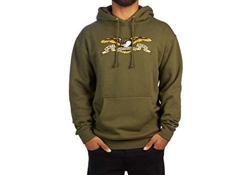 Anti Hero Anti Hero Eagle Hoodie Army
