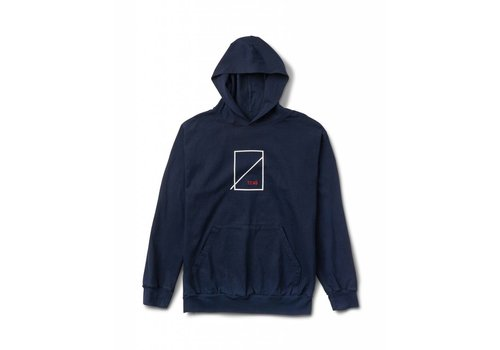 Numbers Numbers Symbol Hooded Jersey Navy