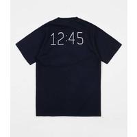 Numbers Wordmark S/S T-Shirt Navy