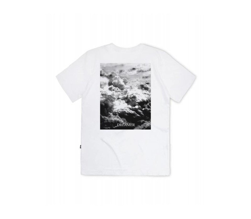 Wasted Dreamer Tee White