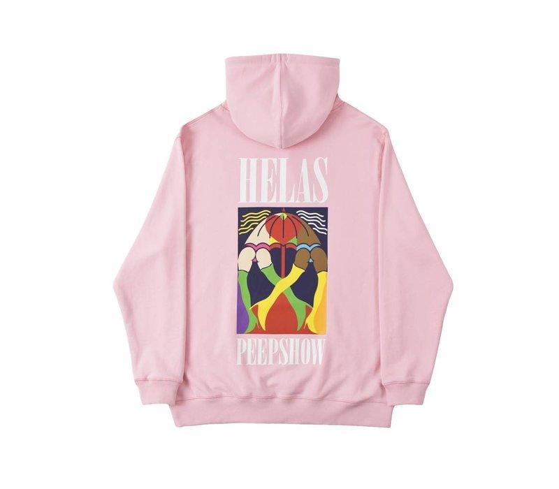 Helas Peeps Hoodie Pink