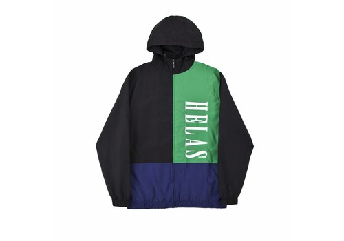 Hélas Helas Suspence Hooded Jacket Black