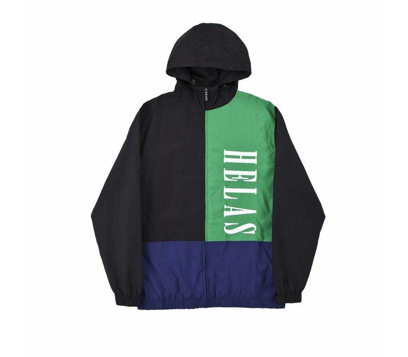 Helas Suspence Hooded Jacket Black