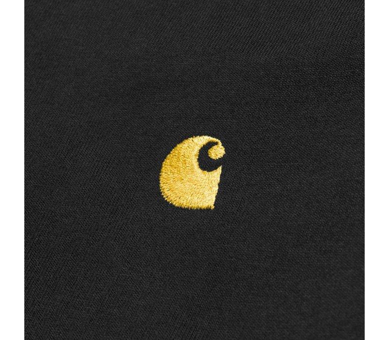 Carhartt Chase LS Dark Navy/Gold