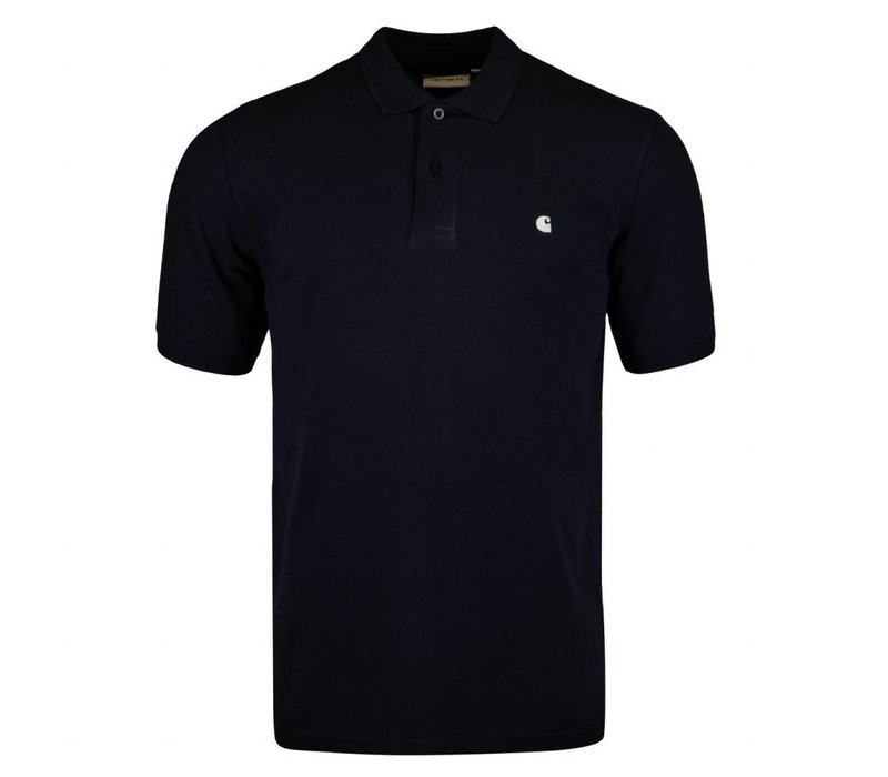 Carhartt Madison Polo Dark Navy/Wax