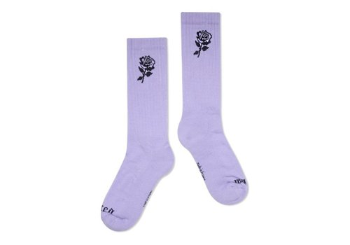 Wasted Paris Wasted Paris Amore Lavender Socks