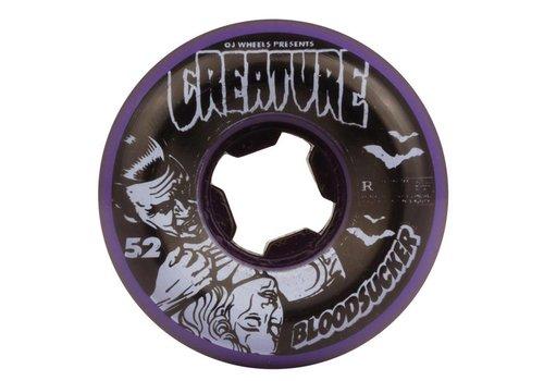 OJ Wheels Oj Creature Bloodsucker 52mm Purple