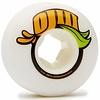 OJ Wheels OJ From Concentrate White 52mm Wheels