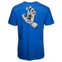 Santa Cruz Tattoo Hand Tee Strong Blue