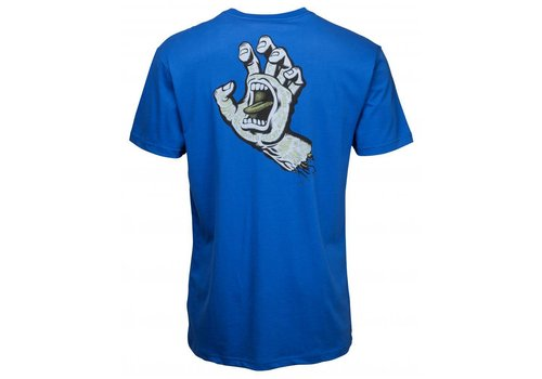 Santa Cruz Santa Cruz Tattoo Hand Tee Strong Blue