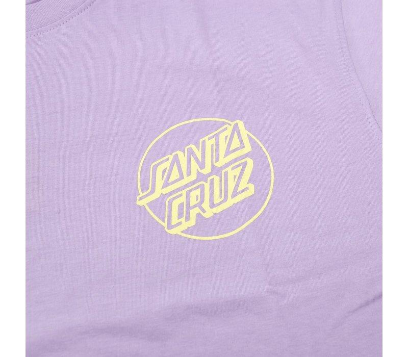 Santa Cruz Coloured Hand Tee Lilac