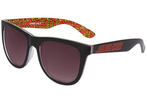 Santa Cruz Santa Cruz Classic Dot Sunglasses Black