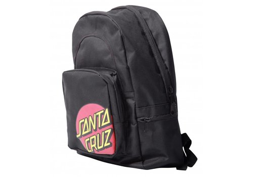Santa Cruz Santa Cruz Classic Dot Backpack Black