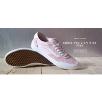 Vans x Spitfire Chima Pro 2 Pink