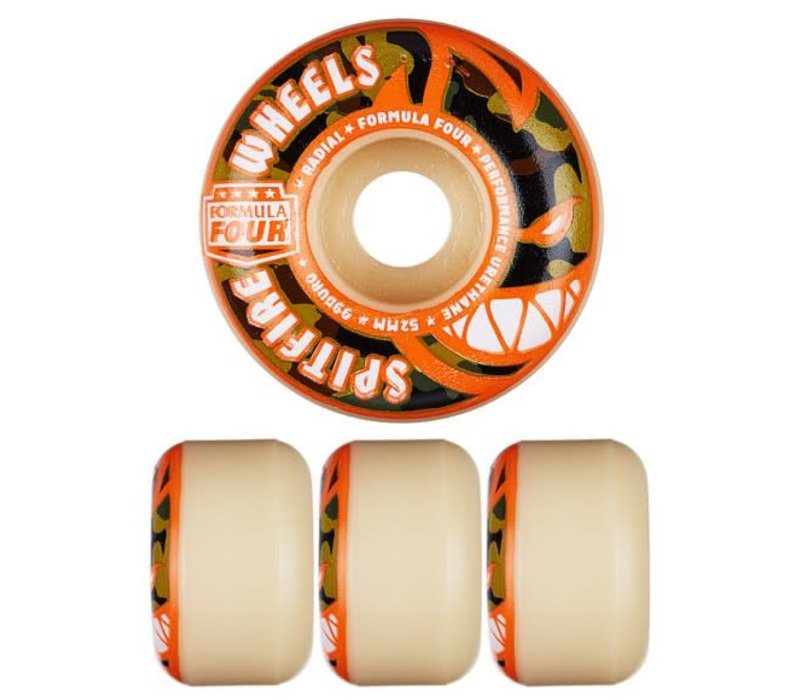 Spitfire F4 Covert Radial Natural 52mm