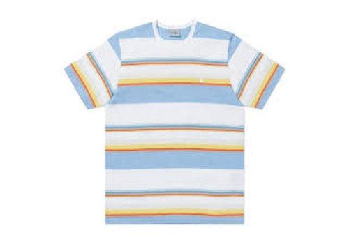 Carhartt WIP Carhartt Sunder Shirt Strip/White/Wax