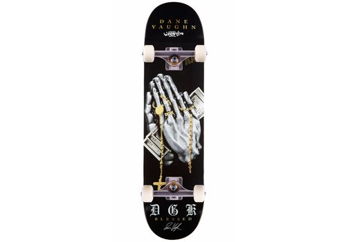 DGK DGK Blessed Complete Skateboard 8.0
