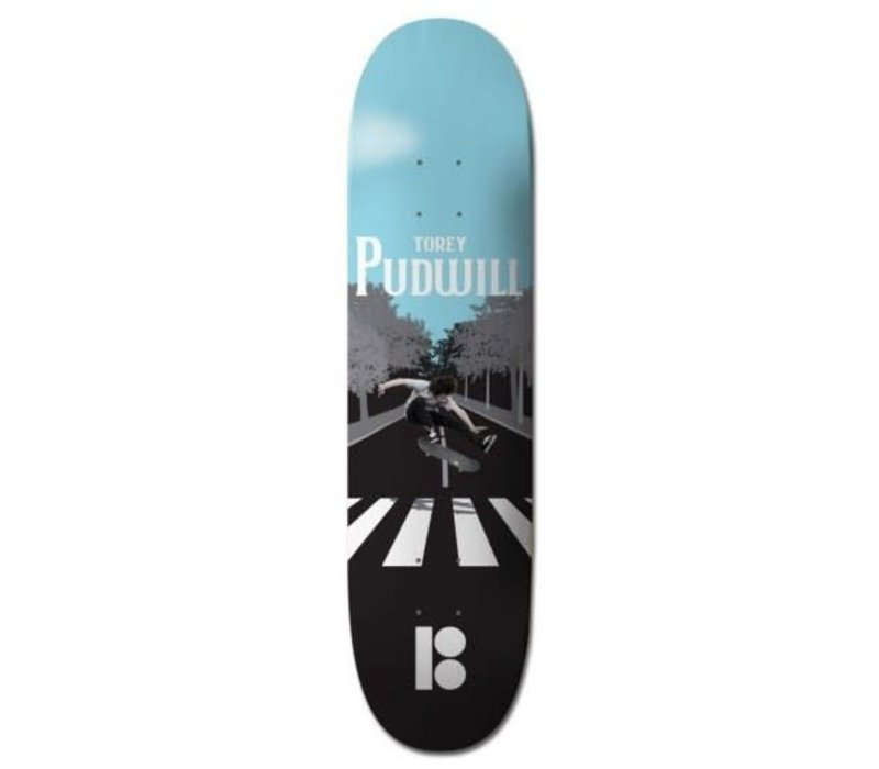 Plan B Pudwill A-B Road Black Ice 8.0