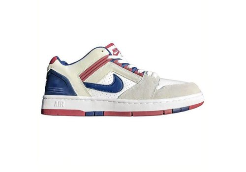 Nike SB Nike SB Air Force II Low White/Blue/Red