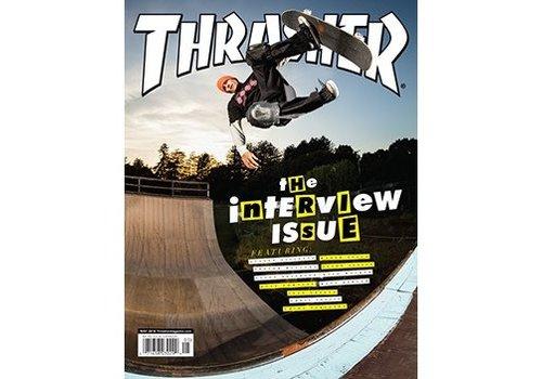 Thrasher Thrasher Magazine May 2018
