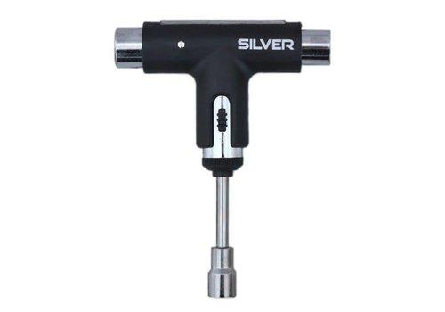 Silver SIlver Tool Black