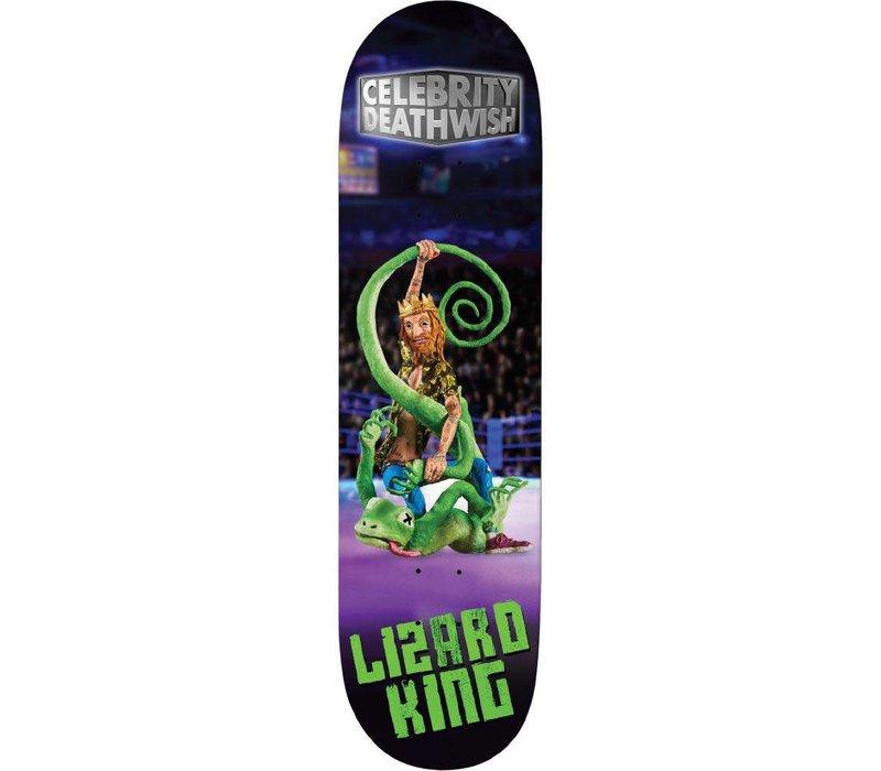 Deathwish Lizard King Celebrity Deathwish 8.0