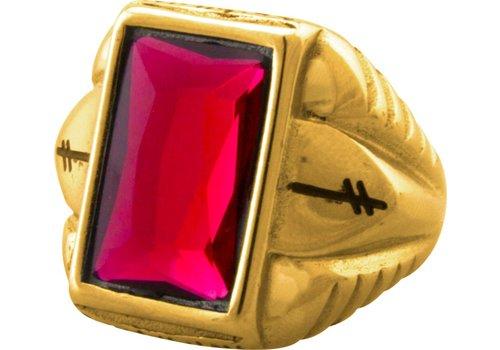 Deathwish Deathwish Ellington Gold Ring