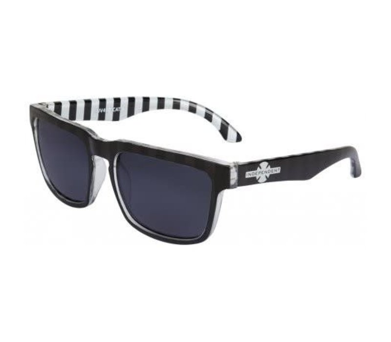 Independent Hazard Sunglasses Blk/Wht