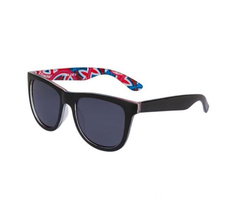 Independent Suspension Sketch Sunglasses Black