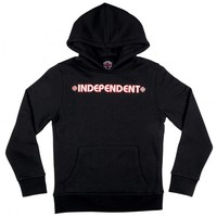 Independent Bar Cross Youth Hood