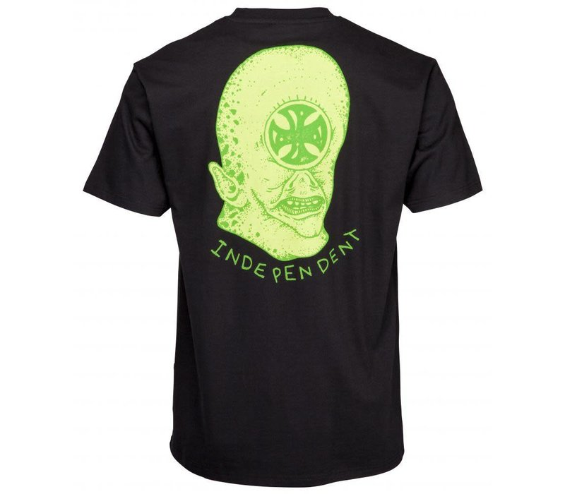 Independent Stearns Cyclops Tee Black
