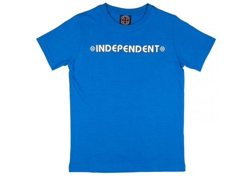 Independent Independent Youth Bar Cross Tee Royal