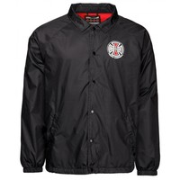 Independent Truck Co. Coach Jacket Black