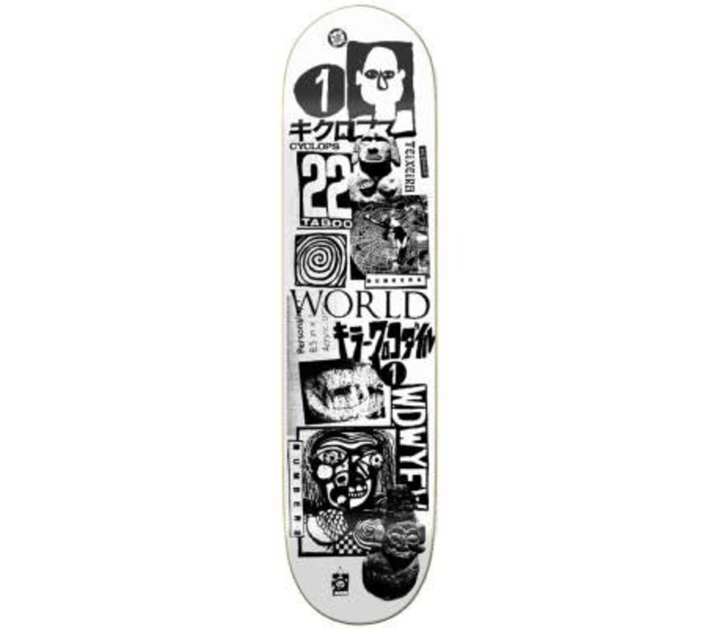 Numbers Teixeira Edition 4 Deck 8.0