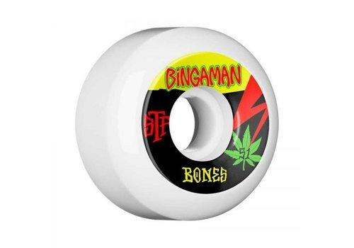 Bones Bones Wheels V5 Bingaman Attitude 55mm STF
